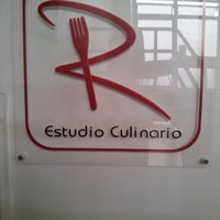 Photo taken at Estudio Culinario by Jonnathan N. on 10/22/2012