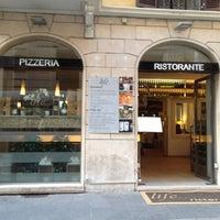 Photo taken at Ristorante Roma Life by Aza C. on 10/18/2012