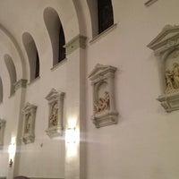 Photo taken at St. Agnes Parish by Lidia D. on 3/5/2014