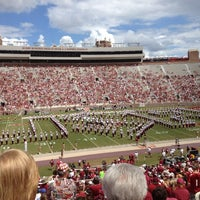 Photo taken at Doak Campbell Stadium by Gordon G. on 9/15/2012