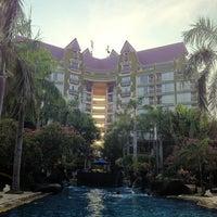 Photo taken at Novotel Surabaya Hotel and Suites by Kang Iwan @IwanBCA on 10/12/2012