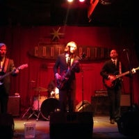 Photo taken at Continental Club by Patrick E. on 1/18/2013