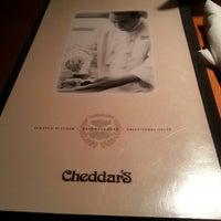 Photo taken at Cheddar's Scratch Kitchen by Irish A. on 11/23/2013