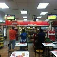 Photo taken at Gasolinera Puma by COLOCCINIX on 6/8/2013