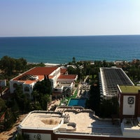 Photo taken at Club Hotel Sera by Asena O. on 10/11/2012