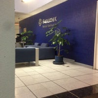 Photo taken at Banamex Oficinas Corporativas by Jude S. on 1/29/2015