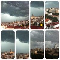 Photo taken at La Terasse De Gümüştargaç by Hakan G. on 8/7/2014