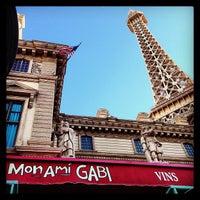 Foto scattata a Mon Ami Gabi da Sarah K. il 12/20/2012