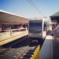 Photo taken at Metro Gold Line - Union Station by Ian H. on 5/24/2013