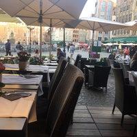 Photo taken at Restaurant Café Français by Nathalie V. on 6/4/2017