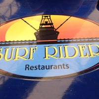 Photo taken at Surf Rider by Stacie Lee H. on 7/6/2014