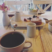 Photo taken at Juliette Gourmet by Angel M. on 10/16/2015