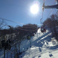 Photo taken at Blue Mountain by Ali S. on 1/26/2013