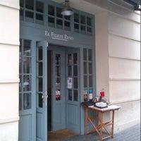 10/26/2012にDarmy C.がEl Filete Rusoで撮った写真