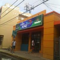 Снимок сделан в La Cueva del Mar пользователем Javier V. 11/10/2012