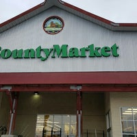 Photo taken at County Market by Fitz D. on 4/8/2016