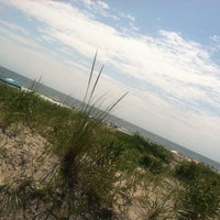 Photo taken at 44th street beach by Dennis G. on 8/11/2013