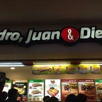 Photo taken at Pedro, Juan y Diego by José Ignacio M. on 10/4/2013
