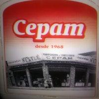 Photo taken at Cepam by Yoshimasa T. on 1/6/2013
