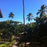 Foto tirada no(a) Hotel Eco Atlantico - Praia Do Forte por Cibele P. em 4/11/2013