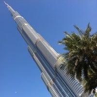 Photo taken at Burj Khalifa by Efrax D. on 5/21/2013