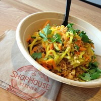 Photo taken at ShopHouse Kitchen by Emily F. on 6/24/2013