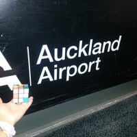 Photo taken at International Terminal by Bck B. on 1/15/2013