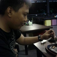 Photo taken at Bakmi Raos by Ovhie P. on 10/16/2012