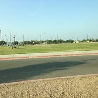 Photo taken at Soccer Fields by Jorge C. on 3/22/2013