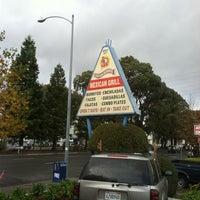 Photo taken at El Super Burrito by Aniq on 12/21/2012