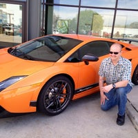 Photo taken at Oxotic Driving Experience by Christina B. on 4/25/2014