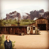 Photo taken at Superstition Mountain Museum by Christina B. on 1/31/2015