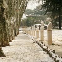 Terrazza del Gianicolo - Trastevere - Piazzale Giuseppe Garibaldi