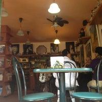 Photo taken at Village Cafe by Gabita A. on 1/12/2013