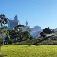Photo taken at Prince Alfred Park by Kelvin L. on 7/2/2013