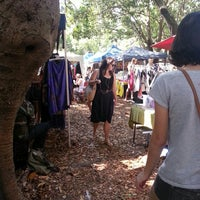 Photo taken at Glebe Markets by Kelvin L. on 3/16/2013