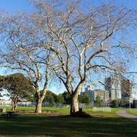 Photo taken at Prince Alfred Park by Kelvin L. on 7/1/2013