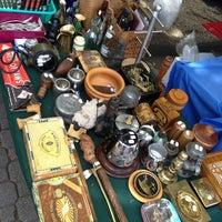 Photo taken at Salamanca Market by Kelvin L. on 11/24/2012