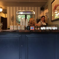Photo taken at Sterling Coffee Roasters by Andrew B. on 5/3/2014