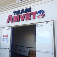 Photo taken at Amvets Thrift Store by Andrew B. on 2/8/2013