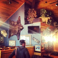 Photo taken at Wolf Creek Steakhouse by Andrew B. on 3/26/2013