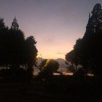 Photo taken at Situ Cileunca by Indhira K. on 9/6/2016
