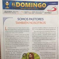 Photo taken at Iglesia cristo rey by Rodrigo B. on 4/26/2015