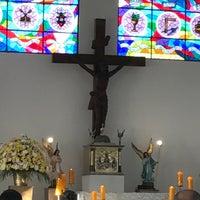 Photo taken at Iglesia cristo rey by Rodrigo B. on 1/22/2017