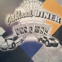 Photo taken at The Oakland Diner by S D. on 2/23/2013