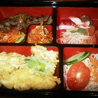 Photo taken at Kiyadon Sushi by Raisya Fithri L. on 4/23/2013