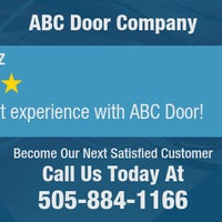 Photo taken at ABC Door Company by ABC Door Company on 8/20/2016