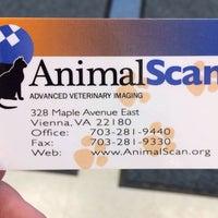 Photo taken at Animal Scan by P on 3/8/2014