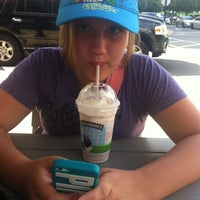 Photo taken at Ben & Jerry's by Jenny R. on 7/7/2013