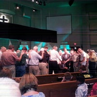 Photo taken at Concord Baptist Church by Sharlie T. on 7/21/2014